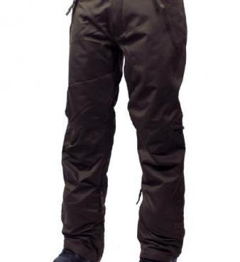 "Женские сноубордические брюки MEATFLY ""BERETTA"" Арт. 6766_13247 brown"