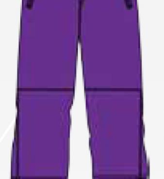 """Женские сноубордические брюки MEATFLY """"GEMINI """" Арт. GEMINI purple"""