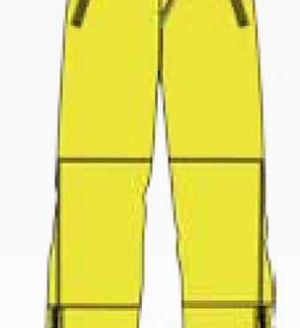 "Женские сноубордические брюки MEATFLY ""GEMINI "" Арт. GEMINI yellow"